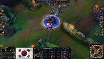 CJ Entus Ambition Rengar Jungle - KR LOL Highlights