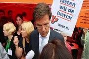 """VVD Mark Rutte over """"Is vrijheid te koop?"""""""