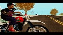 Descargar DT Rojo [Moto] Para GTA San Andreas