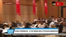 Doğu Perinçek ''Arslanlı Yoldan Milli Hükümet'e '' Yemeğindeki Konuşması-15 Mayıs 2015-Ankara