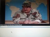 SNL Chris Farley As Norman Schwarzkopf (Full Video)