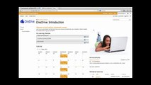 Enrolling and completing courses in SharePoint LMS