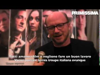 Third Person - Intervista Paul Haggis