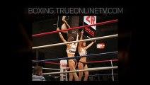 Watch - Carlos Cuadras versus Luis ConcepcioHighlights - Sonny Fredrickson vs. Juan Santiago - 6 rounds - showtime boxing - boxing live tvn 2015