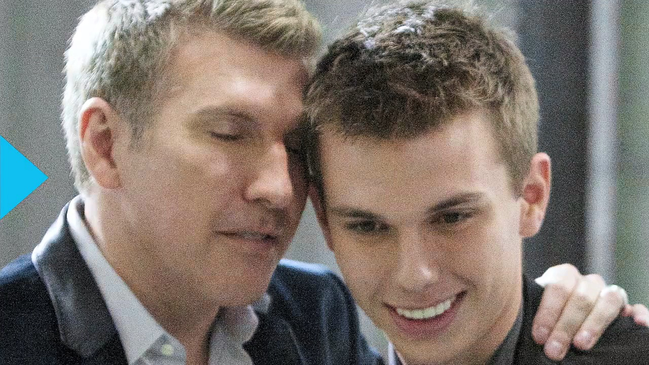 Todd Chrisley Reveals His Number One Father's Day Gift