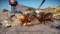 Just Cause 3 - Offizieller E3 2015 Gameplay Trailer [Deutsch]