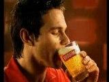 Pub biere Brahma