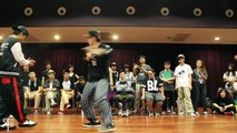 The Basic Fives vs Lock Out Loud | Locking | NTU Funk Jam 2015 x The Real Deal St. Five