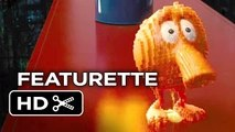 Pixels Featurette - Arcade Character (2015) - Adam Sandler, Peter Dinklage Movie_HD
