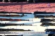 """""""Cae alcalde de Nuevo México por trafico de armas a México 10/03/11"""" EfektoTV Noticias presenta:"""