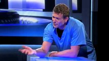 Nine-year-old child prodigy Tanishq asks E.R. physician Dr. Travis Stork if it s poss