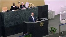 """Ambassador Ron Prosor at UN General Assembly Debate on """"The Question of Palestine"""""""