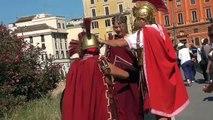 #22 Roma Рим Rome - Italia Италия Italy / Travel Europe documentary / По Европе на автомобиле