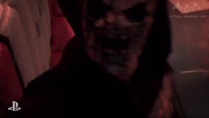E3 2015 Batman Arkham Knight - Scarecrow Nightmare Traiiler