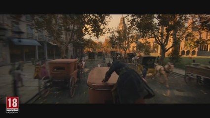 E3 2015 Assassin's Creed Syndicate Cinematic Trailer