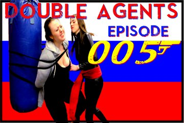 Double Agents episode 005: Spyfall