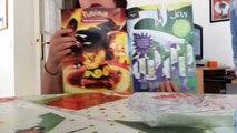 (Livre-poké#4) un livre Pokémon des boosters espagnol ou Français.!