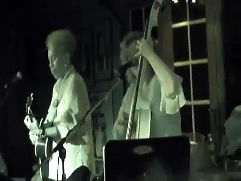 """Saffire: The Uppity Blues Women   """"Too Much Butt (For One Pair of Jeans)"""" Live at The Jewish Mother"""