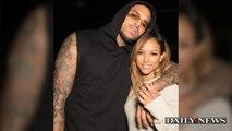 Chris Brown Dissed by Ex Karrueche Tran on Instagram