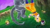 Dragon Ball Raging Blast 2 Goku vs Frieza, Majin Vegeta, Majin Buu