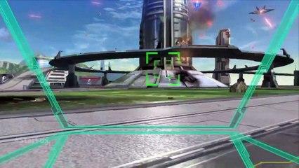 E3 2015 Star Fox Zero Gameplay Wii U