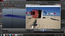 Video Minha casa minha vida; modelando minha casa com o maia + conceitos basicos