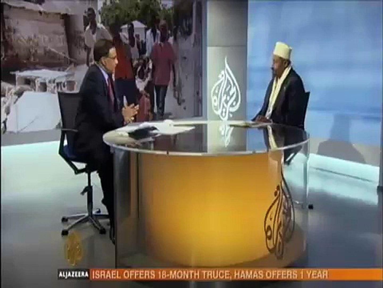 Somali American Peace Council interview with Aljazeera