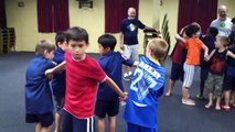 First Aid lesson at Cub Scout Camp - video dailymotion