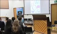 Musical performance of winning poem from 2009 Tower Poetry competition