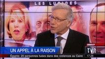 Lucien Bouchard retour en classe, aucune négociation avec la CLASSE qui menace le gouvernement