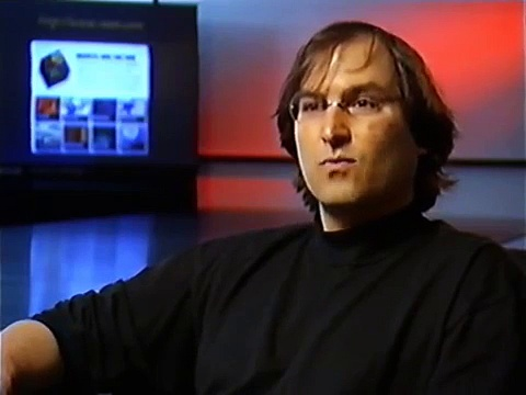 Steve Jobs  Interview  Product People should get promoted Over Sales Marketing People