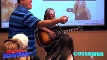 Sheryl Crow - 95.5 KWNR Solo Acoustic Performance (23 April 2013)