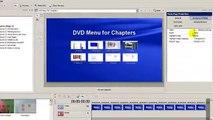 Create DVD Menu Using Sony DVD Architect