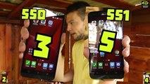 #45 Сравнение ASUS Zenfone 2 - Самый мощный VS Самый слабый!