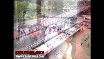 LLEGAN LOS BORRACHOS DEL TABLON AL MONUMENTAL RIVER VS BOCA 2012 POR MAXI O.