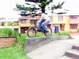 HECTOR-BMX NEVER DEAD-BMX POPAYAN