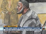 """Third suspect linked to """"Draw Muhammad' shooting in Texas"""