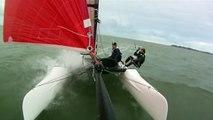 Catamaran Spitfire S | La Baule - Le Pouliguen | December 2011 (#1)