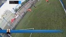 Faute de Jerome - Les inconnus Vs Nice Nord City - 16/06/15 19:00 - Antibes Soccer Park