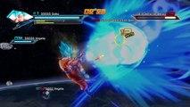 DragonBall Xenoverse-SSGSS Goku SSGSS Vegeta Vs Beerus Whis ~ Osmosis Fights