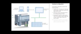 SIEMENS SIMATIC TIA PORTAL - APPLICATION EXAMPLE WITH S7-1500 AND WINCC
