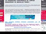 Rencontres Territoriales de l'Emploi - Bordeaux Nord / juin 2015