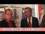Marc Sims &  Dr. Lee Warren