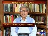 Lalit Modi-Sushma Swaraj Controversy | Discussion: Should PM Modi Sack Sushma?