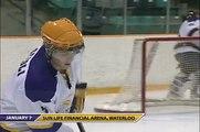 Laurier Men's Hockey vs Brock - Jan 7