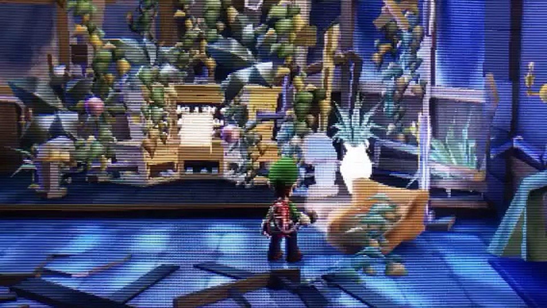 Luigi S Mansion Dark Moon Pt 66 Trapped In Video