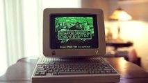 Apple II to Cinema Display   New Tech Old Tech