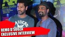 Prabhu Deva Comes On Set As A New Comer - Remo D'Souza