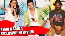 Varun Dhawan Suggested Shraddha Kapoor For ABCD 2 - Remo D'Souza