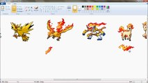 Pokemon Sprite Fusion Maker LIVE!!! Ep 3-The Remake Of My First Pokemon Sprite